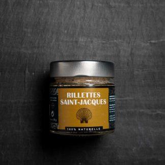 Rillettes de Saint-Jacques