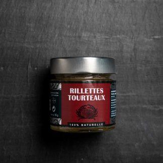 Rillettes de Tourteaux