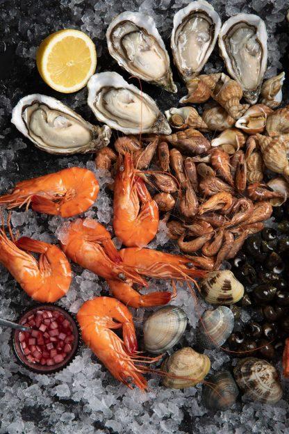 Plateau de fruits de mer à composer