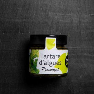 Tartare d'algues provençal